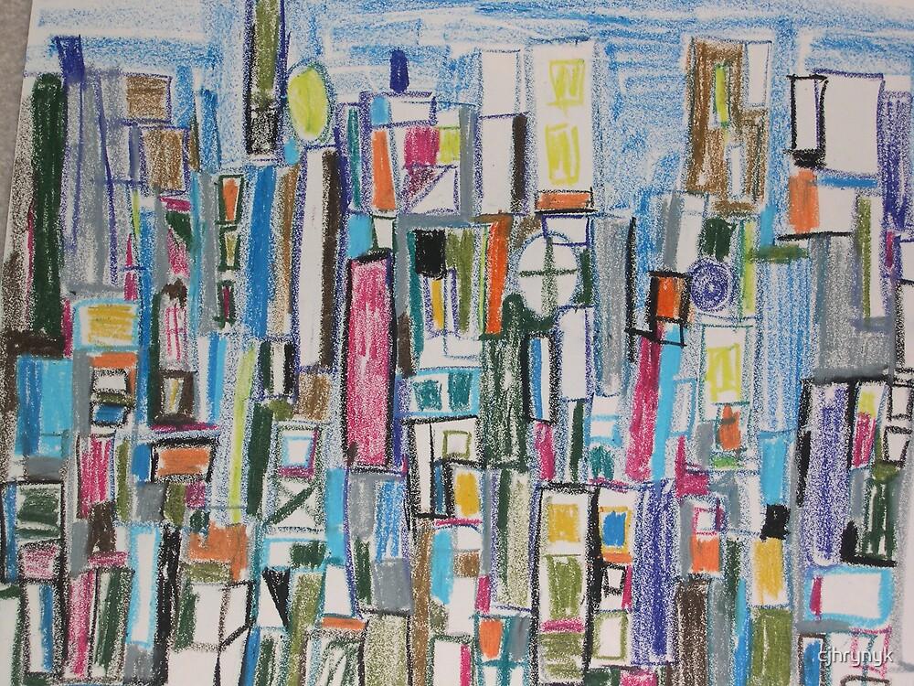 Hot Child In The City 2112 by cjhrynyk