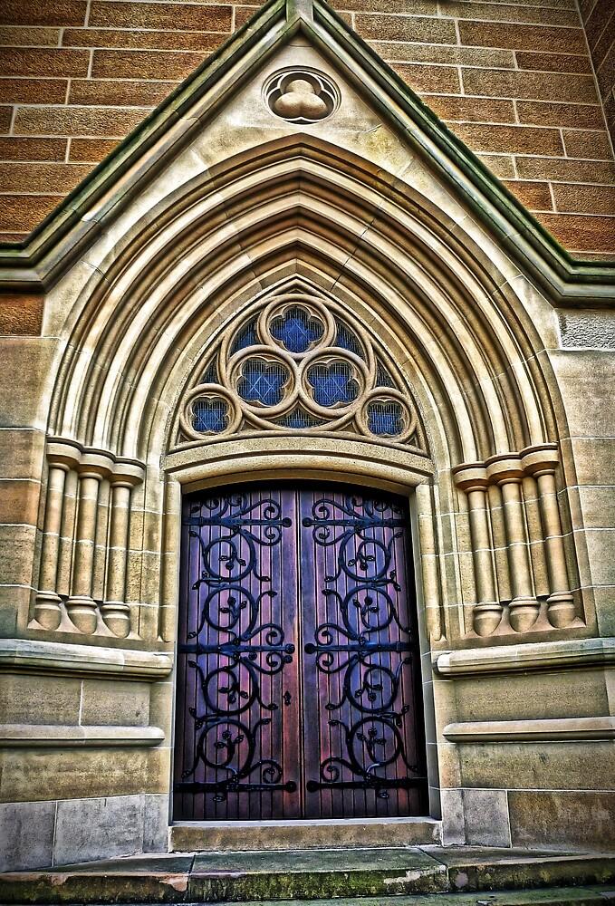 Doorway to Redemption by TonyCrehan
