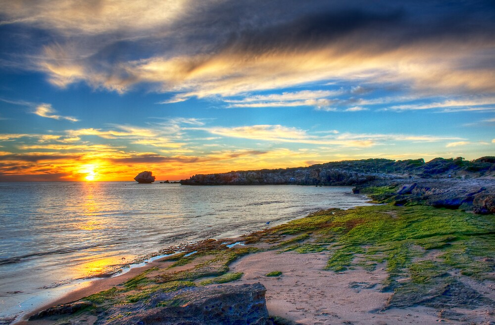 Point Peron by Mark Baker