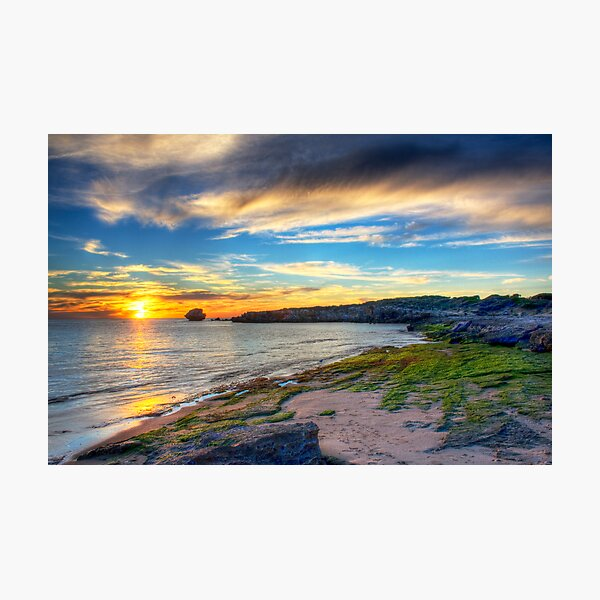 Point Peron Photographic Print