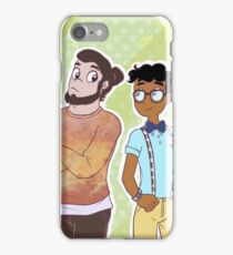 Baljeet and Buford, Hipsters! iPhone Case/Skin