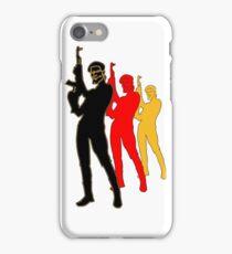 schützen gewehre killer  iPhone Case/Skin