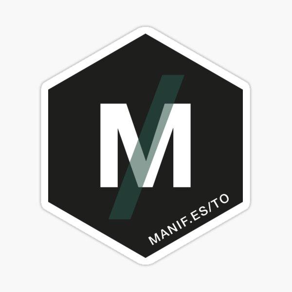 Manifesto - Sticker Sticker