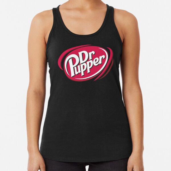 Puppers, makes the world go round! Racerback Tank Top