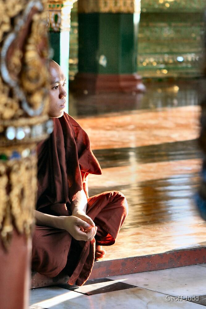 Monk 3 by Geoff Judd