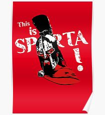 300 This is SPARTA Poster