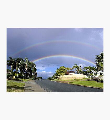 Rainbows Photographic Print