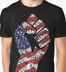 resist Graphic T-Shirt