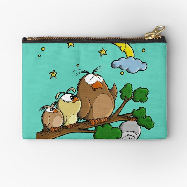 Owl you need is love Zipper Pouch