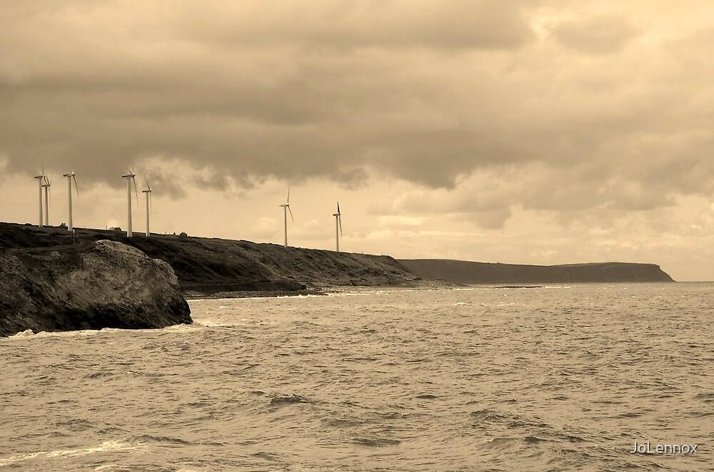 Windmills by JoLennox