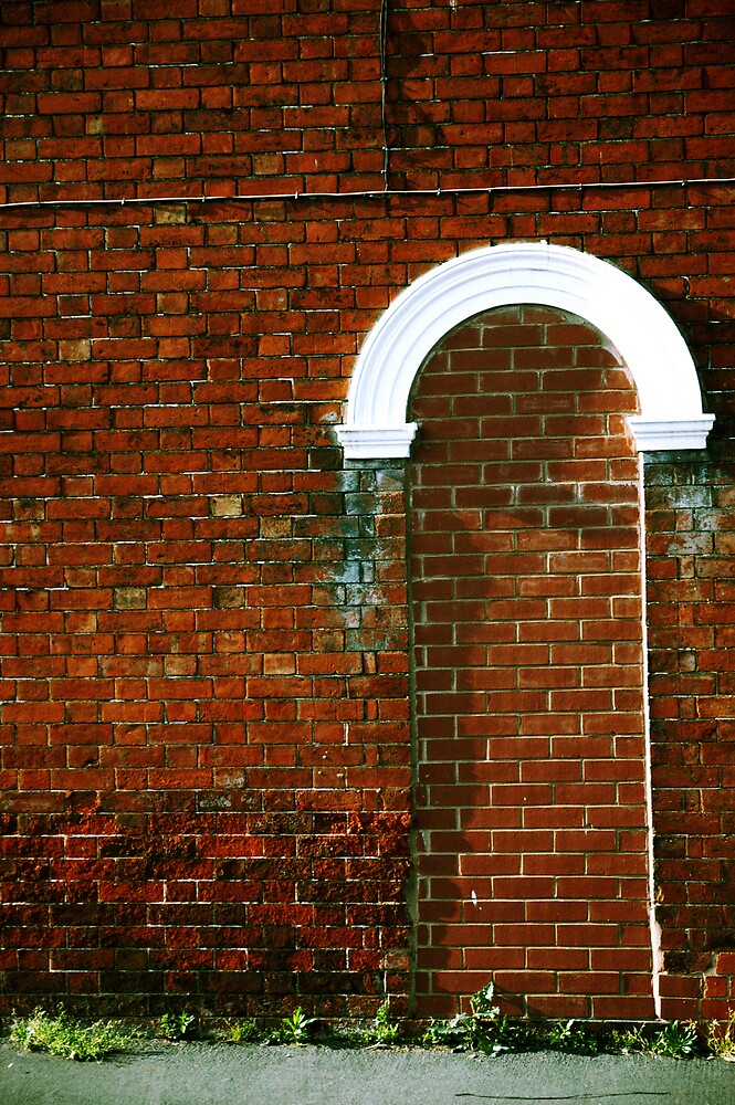 Bricked Up by JimmyMagnetic