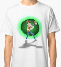 Teen Phineas -Across The Second Dimension Again! Classic T-Shirt