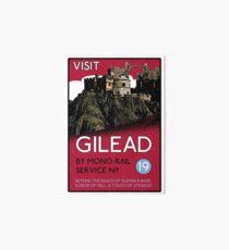 Visit Gilead (The Dark Tower) Art Board
