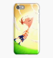Phineas Flynn iPhone Case/Skin