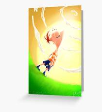 Phineas Flynn Greeting Card