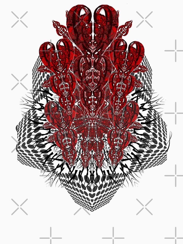 tribalheart 3-d by webgrrl