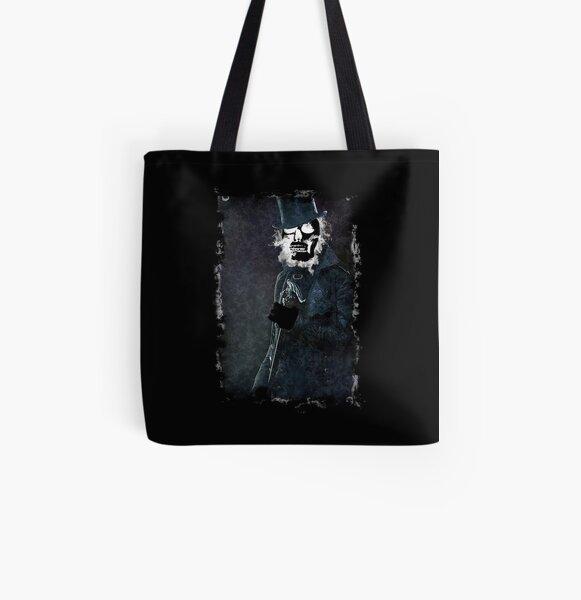 Elegant All Over Print Tote Bag