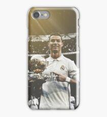 Cristiano Ronaldo - Real Madrid iPhone Case/Skin