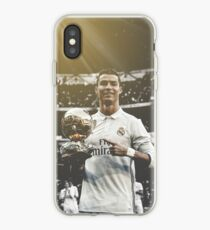 Cristiano Ronaldo - Real Madrid iPhone Case