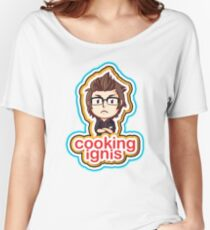 Cooking Ignis Women's Relaxed Fit T-Shirt