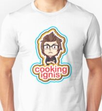 Cooking Ignis T-Shirt