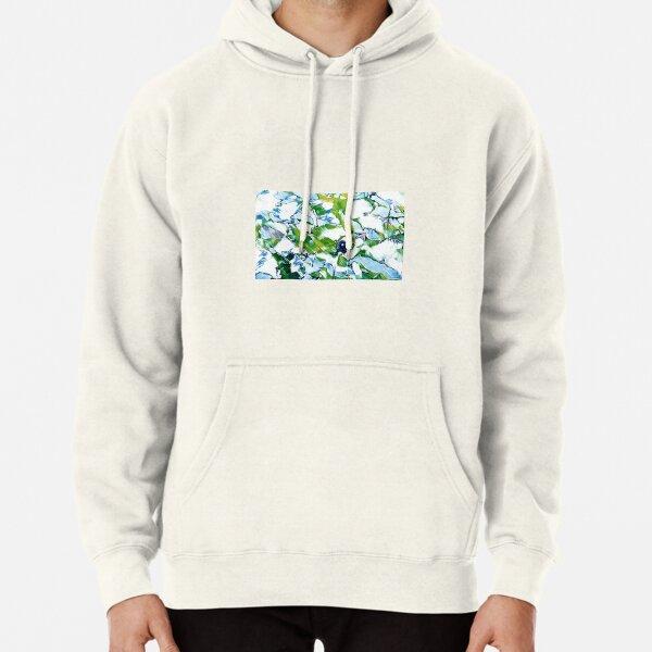 Water Lilies Pullover Hoodie