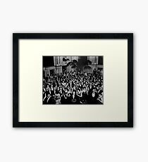 The Shining Ball HD Framed Print