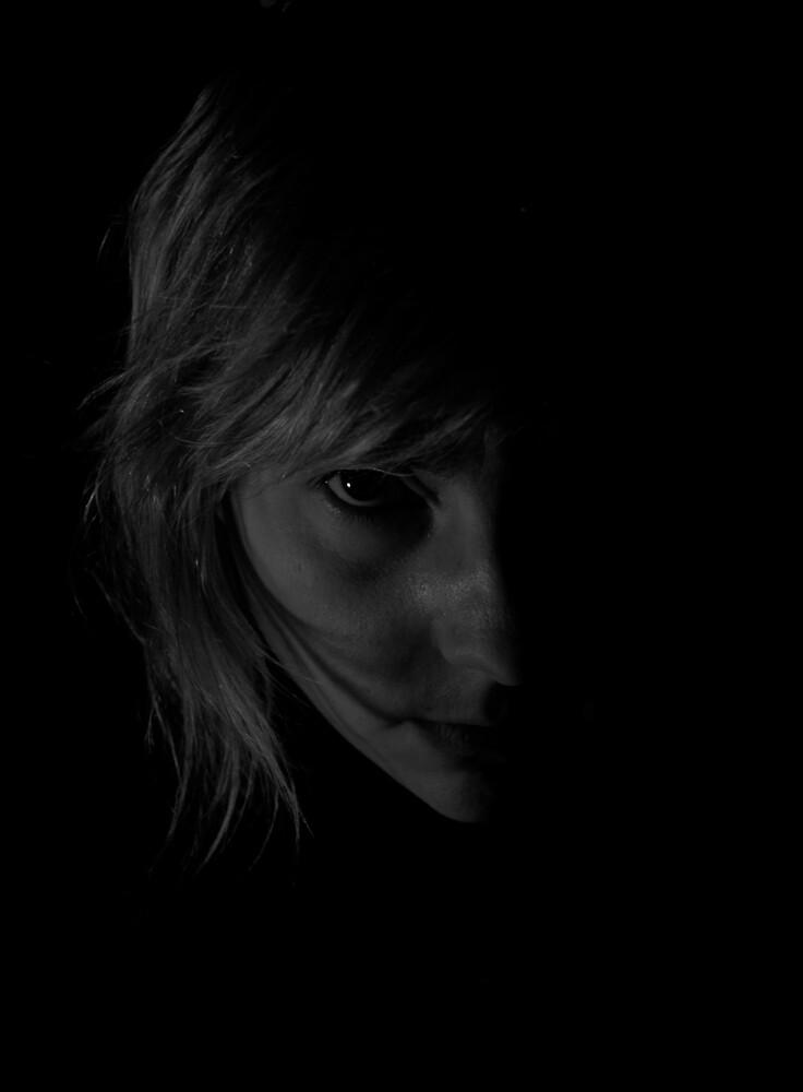 Evil Eye by Fiona  Braendler