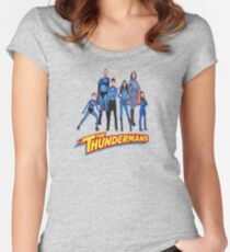 The Thundermans Women's Fitted Scoop T-Shirt