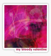My Bloody Valentine Loveless artwork Sticker