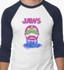 Jaws Men's Baseball ¾ T-Shirt