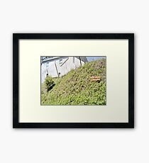 Stay Gold, Kirkwood Framed Print