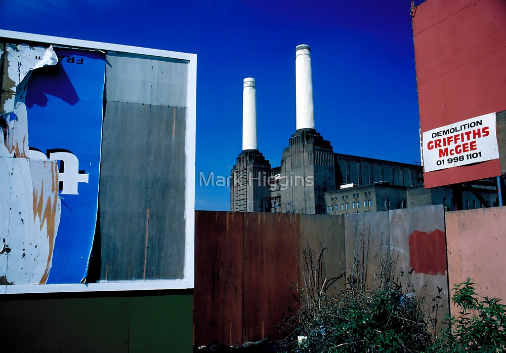 Battersea Powerless by Mark Higgins