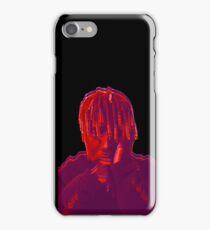 Lil Yachty Psychedelic Mural  iPhone Case/Skin