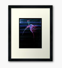 WDVMM - 0143 - Drifting Between Nectars Framed Print