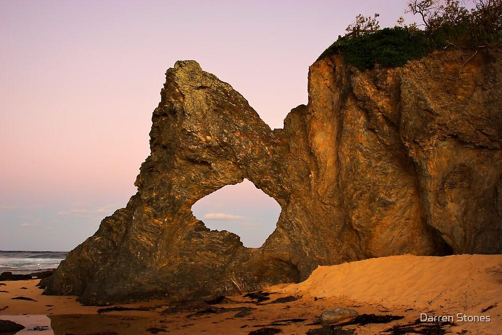 Australia Rock by Darren Stones