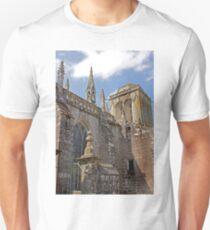 Locronan Finistere France  - Old Breton Town  Unisex T-Shirt