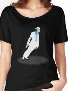 Michael Jackson - Smooth Criminal Women's Relaxed Fit T-Shirt