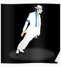 Michael Jackson - Smooth Criminal Poster