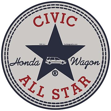 Civic All Star by prennro