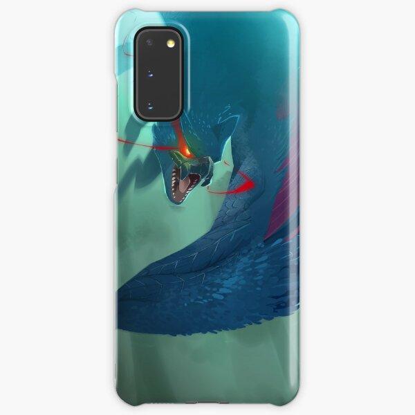 Nargacuga Hunt [Monster Hunter] Samsung Galaxy Snap Case