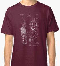 Howdy Doody Style Puppet Patent Classic T-Shirt