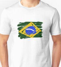 Brazilian Flag Unisex T-Shirt