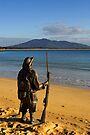 Horseshoe Bay at Bermagui by Darren Stones