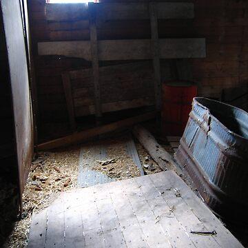 The Barn Window by noback