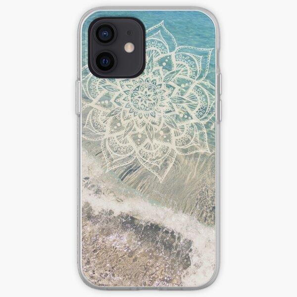 Ocean Mandala Funda blanda para iPhone