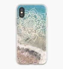 Ocean Mandala iPhone Case
