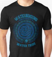 Waterbending university Unisex T-Shirt