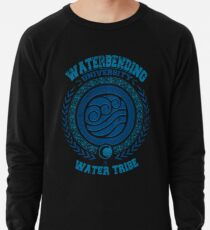 Waterbending Universität Leichtes Sweatshirt