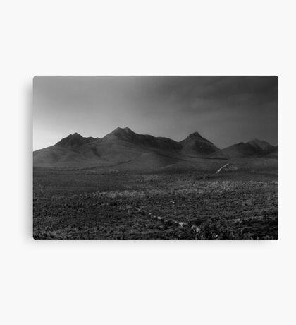 Stirling Ranges - Western Australia  Canvas Print
